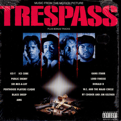 V.A. - Trespass (Music From The Motion Picture)