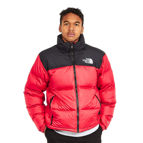 6bf2420a4e4 The North Face - 1996 Retro Nuptse Jacket (Tnf Red) | HHV