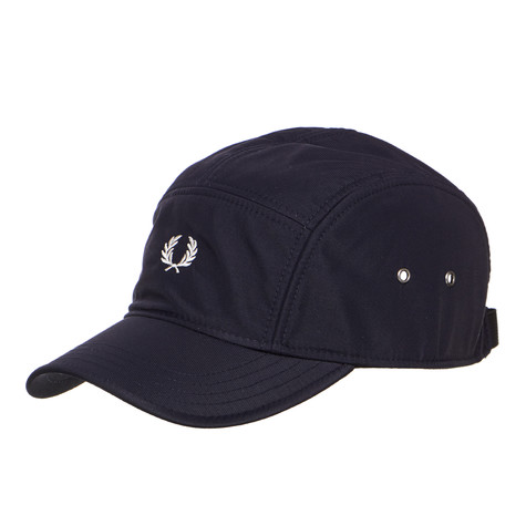 Fred Perry - Nylon 5 Panel Cap (Navy)  0ef0467aa18