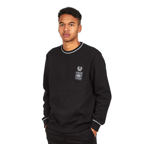 Fred Perry x Art Comes First - Pique Sweatshirt