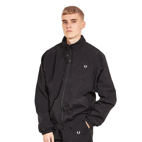 Fred Perry - Monochrome Shell Suit Jacket