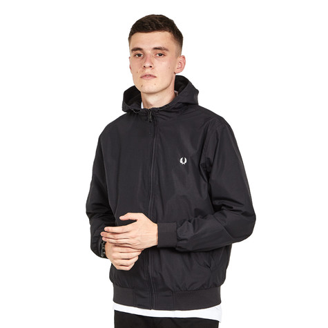Fred Perry - Hooded Brentham Jacket
