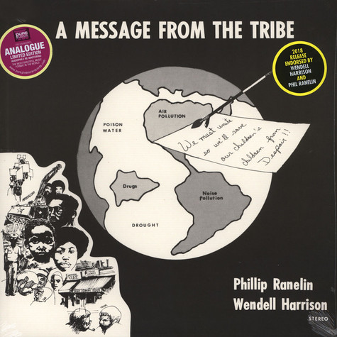 Wendell Harrison & Phillip Ranelin - A Message From The Tribe