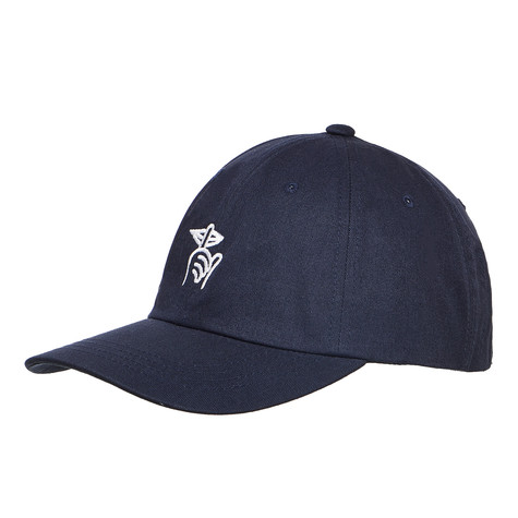 bf6ec4d1f41 The Quiet Life - Shhh Dad Hat (Navy)