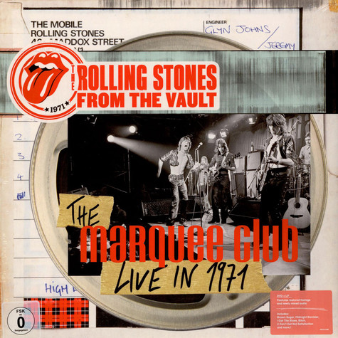 Rolling Stones, The - From The Vaults - The Marquee Club Live In 1971