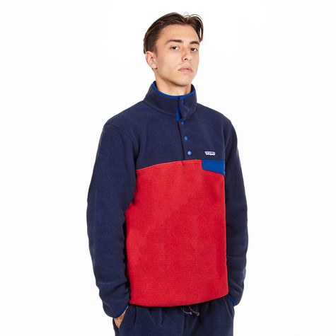 Patagonia - Lightweight Synchilla Snap-T Pullover