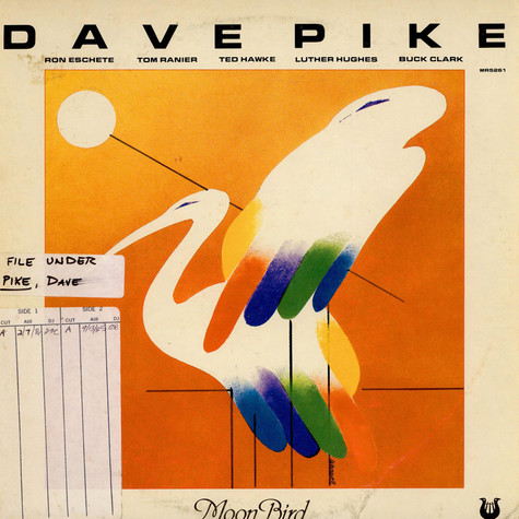 Dave Pike - Moon Bird