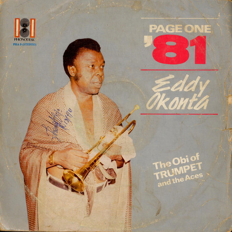 Eddy Okonta And The Aces - Page '81
