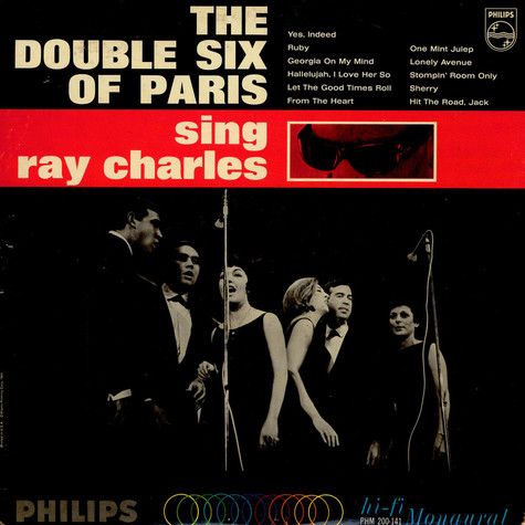 Les Double Six - Sing Ray Charles