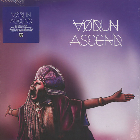Vodun - Ascend Colored Vinyl Edition