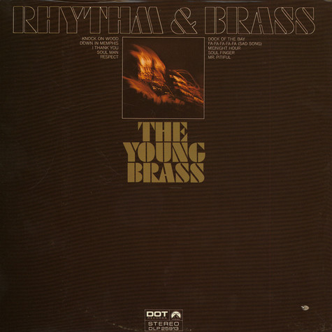 The Young Brass - Rhythm & Brass