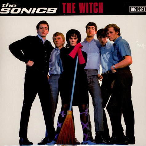 Sonics, The - The Witch