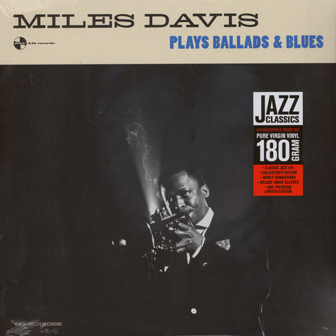 Miles Davis - Plays Ballads & Blues