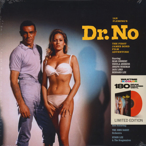 Monty Norman - OST Dr. No Colored Vinyl Edition