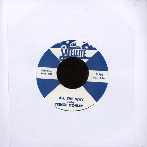 Prince Conley - I'm Going Home / All The Way
