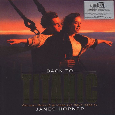 James Horner - OST Back To Titanic