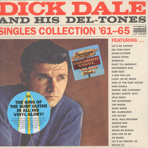 Dick Dale & His Del-Tones - Singles Colection '61-65