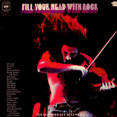 V.A. - Fill Your Head With Rock