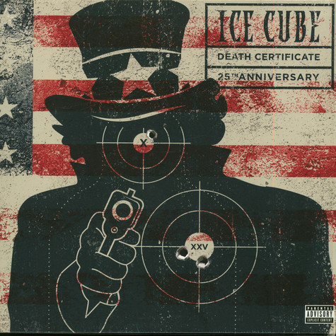Ice Cube - Death Certificate 25th Anniversary Edition