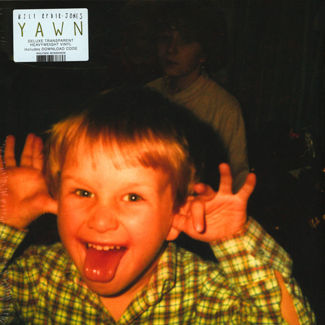 Bill Ryder-Jones - Yawn Clear Vinyl Edition