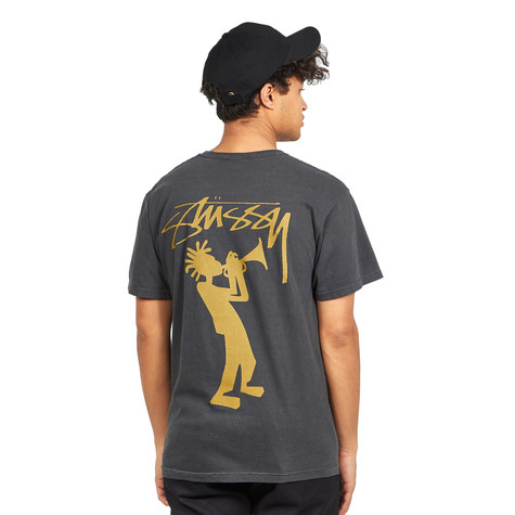 Stüssy - All That Jazz Pigment Dyed Tee