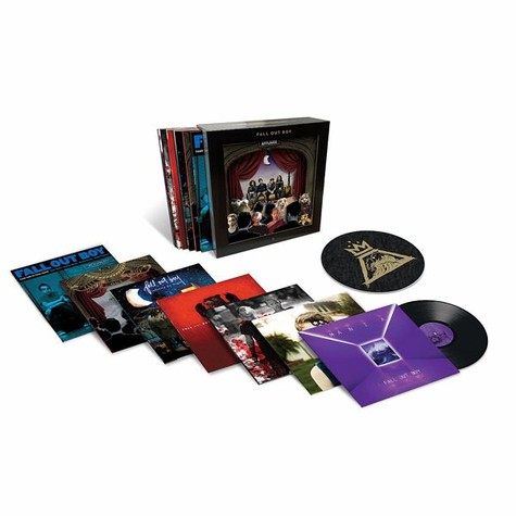 Fall Out Boy - Studio Album Collection Limited Edition Vinyl Box