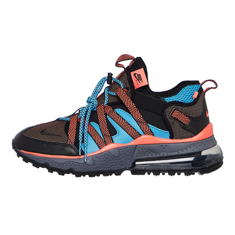 f7be5700e Nike - Air Max 270 Bowfin (Dark Russet   Black   Bright Crimson)