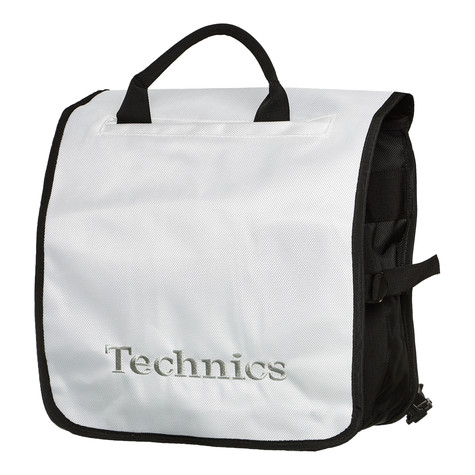 "Technics - 12"" Vinyl BackBag"