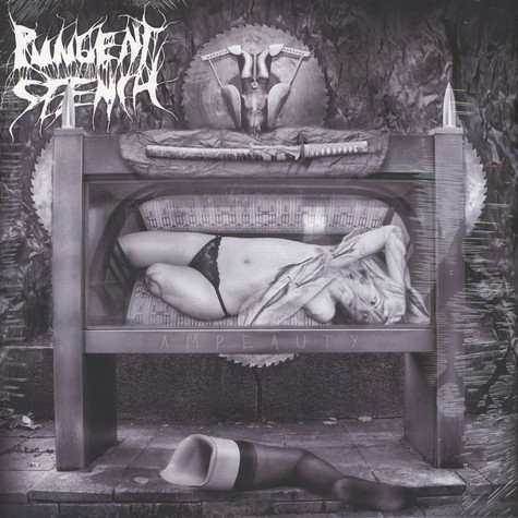 Pungent Stench - Ampeauty Black Vinyl Edition