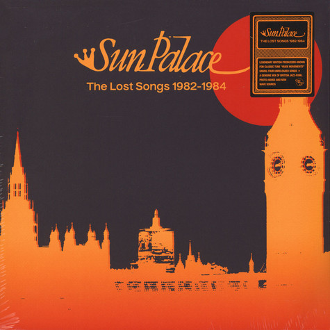 Sunpalace - The Lost Songs 1982 1984