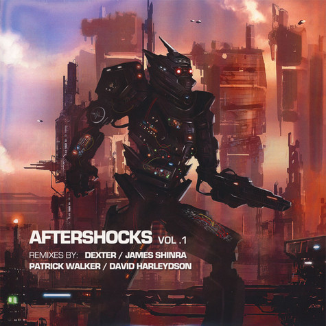 Arctor / Old Boy - Aftershocks Volume 1