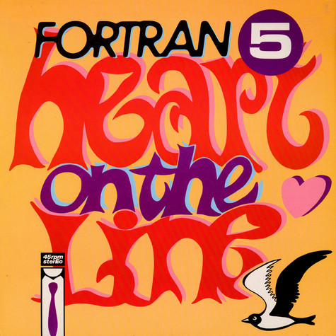 Fortran 5 - Heart On The Line