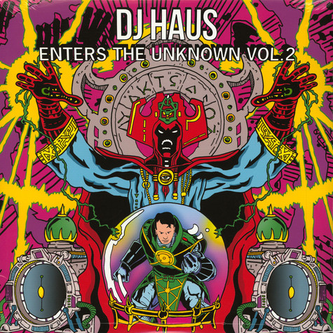 V.A. - DJ Haus Enters The Unknown Volume 2