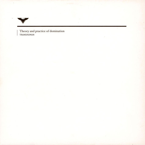 Transhumans / Arcanoid - Theory And Practice Of Domination Vol. I