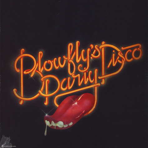 Blowfly - Blowfly's Disco Party