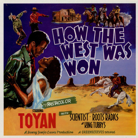 Toyan - How The West Was Won