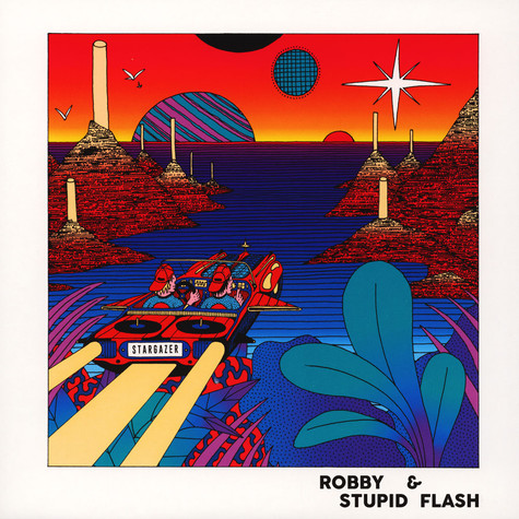 Robby & Stupid Flash - Stargazer