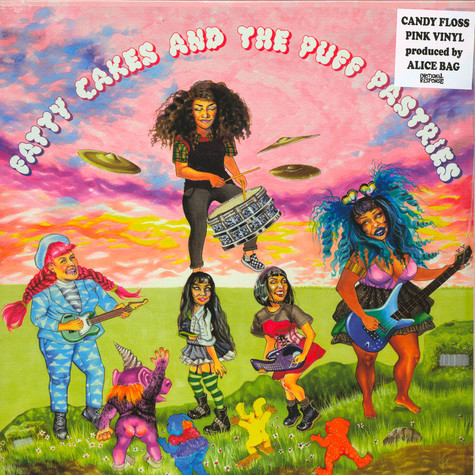Fatty Cakes And The Puff Pastries - Fatty Cakes And The Puff Pastries