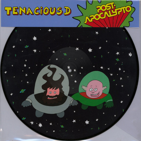Tenacious D - OST Post Apocalypto Picture Disc Edition