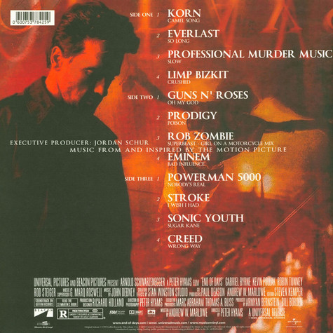 V.A. - OST End Of Days
