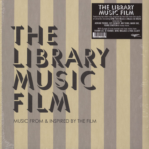 V.A. - OST The Library Music Film