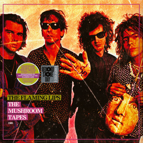 Flaming Lips, The - The Mushroom Tapes