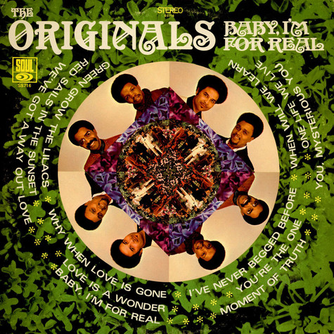 Originals, The - Baby, I'm For Real