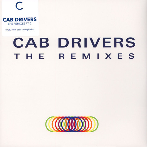 Cab Drivers - The Remixes Part Two