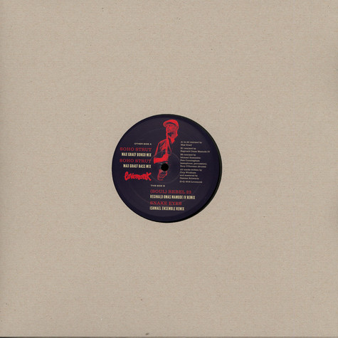 Chip Wickham - Shamal Wind Remixes
