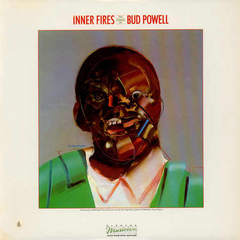 Bud Powell - Inner Fires - The Genius Of Bud Powell