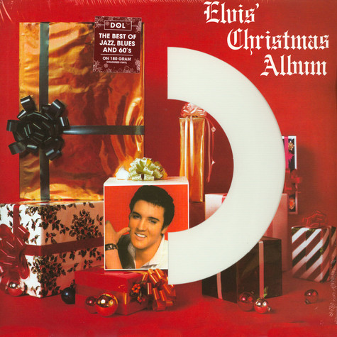 Elvis Presley - The Christmas Album Colored Vinyl Edition