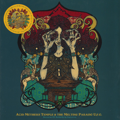 Acid Mothers Temple & The Melting Paraiso UFO - Reverse Of Rebirth In Universe