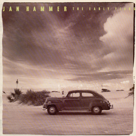 Jan Hammer - The Early Years