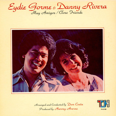 Eydie Gormé & Danny Rivera - Muy Amigos / Close Friends